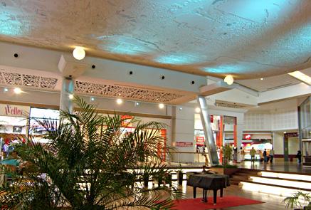 Clairage d 39 ambiance pour le centre commercial bay 2 - Torcy centre commercial ...