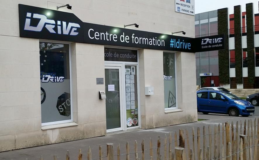 Enseigne archives exo signs for Eclairage enseigne exterieur