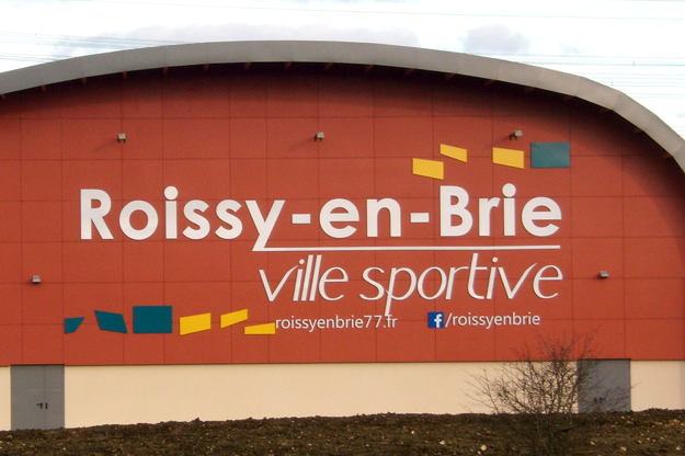 Roissy en brie grands sportifs grande enseigne enseignes lumineuses exo signs - Point p roissy en brie ...