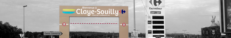 Portique CC Claye Souilly