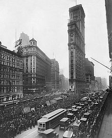 1 Times Square -1919