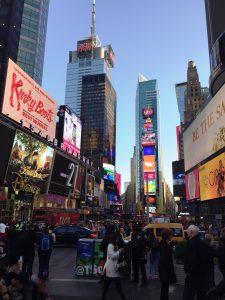 Broadway_Times Sqaure