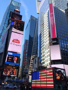 Times Square_2016