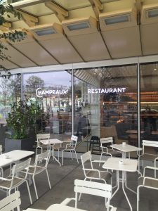 Champeaux Restaurant_Exo Signs