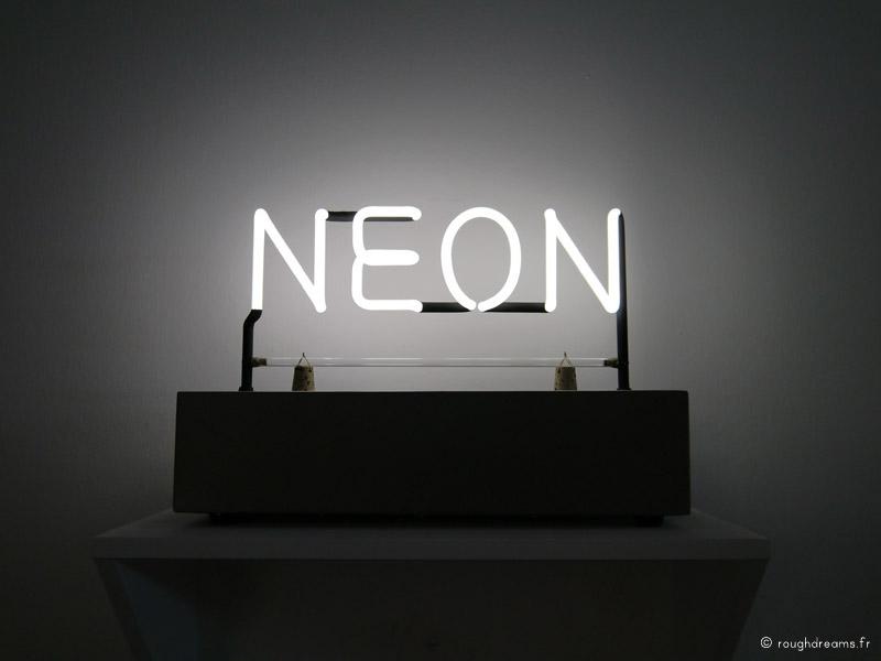 Enseigne Néon