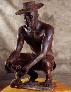 Sculpture Harold Patrick Roger