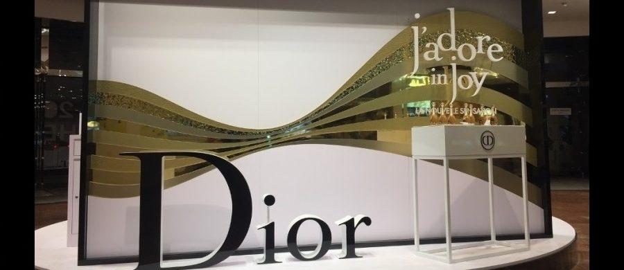 Podium Dior