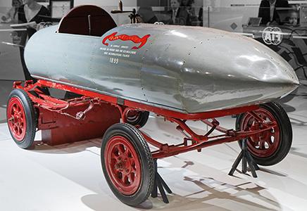 voiture écolo AD 1899