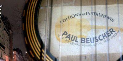 Enseigne Paul Beuscher