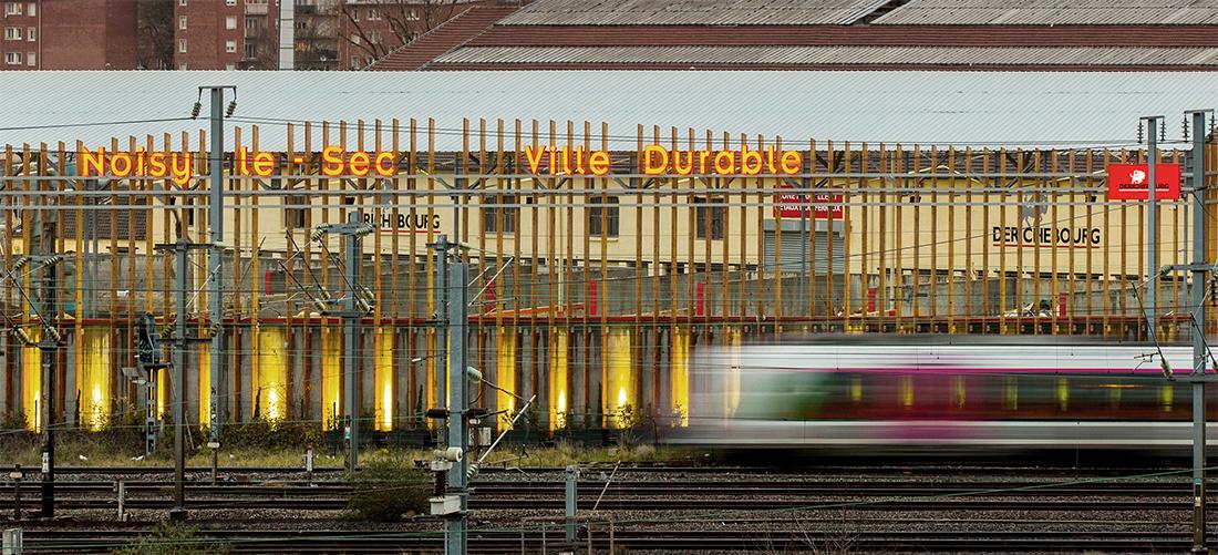 Derichebourg noisy le sec de la ville et des trains - Piscine de noisy le sec ...