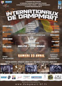Exo Signs partenaire 3eme internationaux de Dampmart