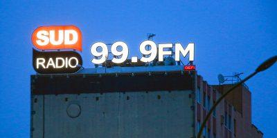 Sud Radio_Enseigne Une