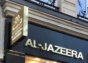 Drapeau Al Jazeera