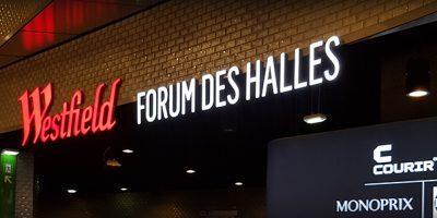 Westfield Forum des Halles_Une
