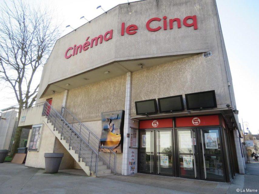 Cinema le 5 avant @la Marne
