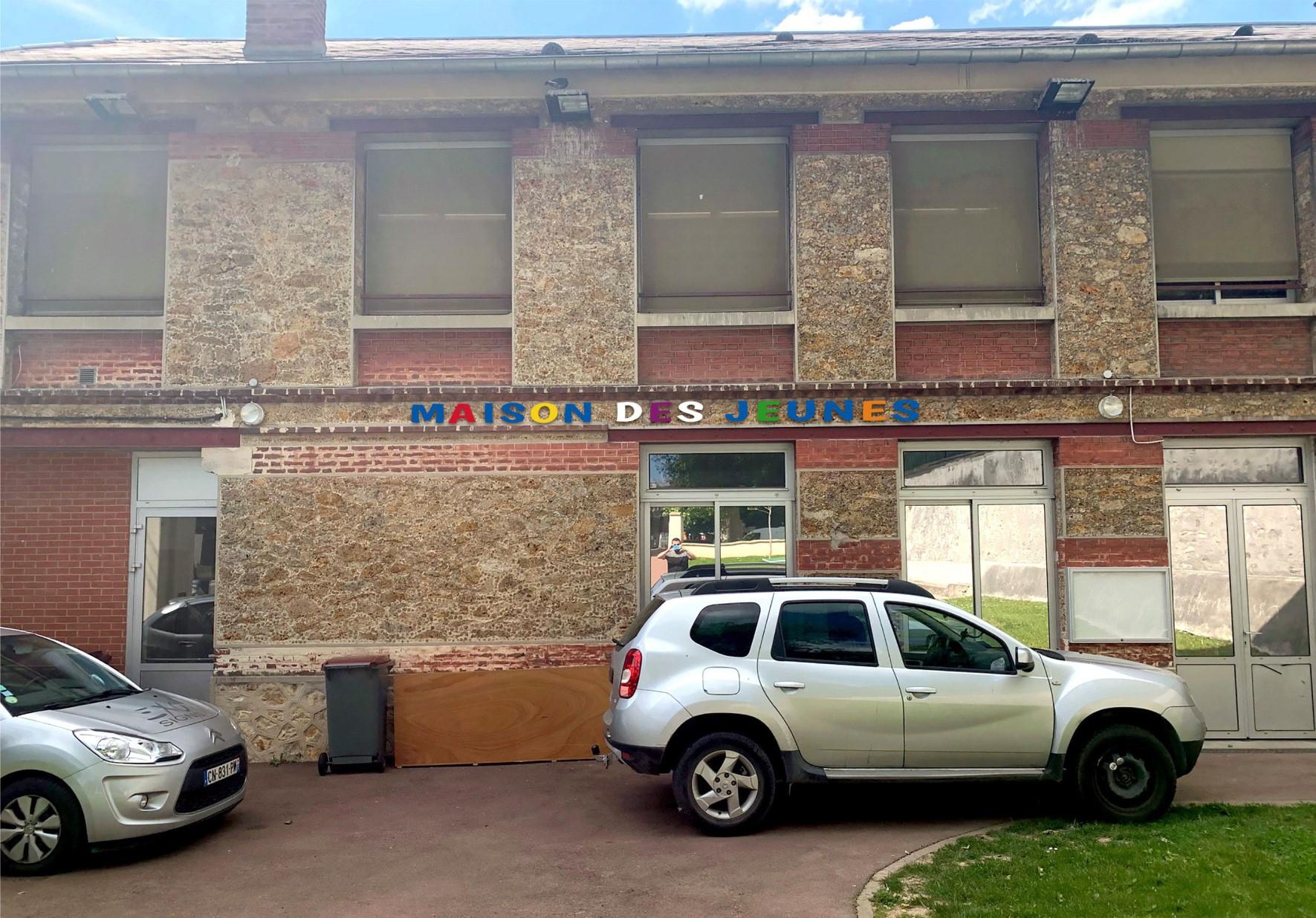Maison des jeunes de Lagny sur Marne