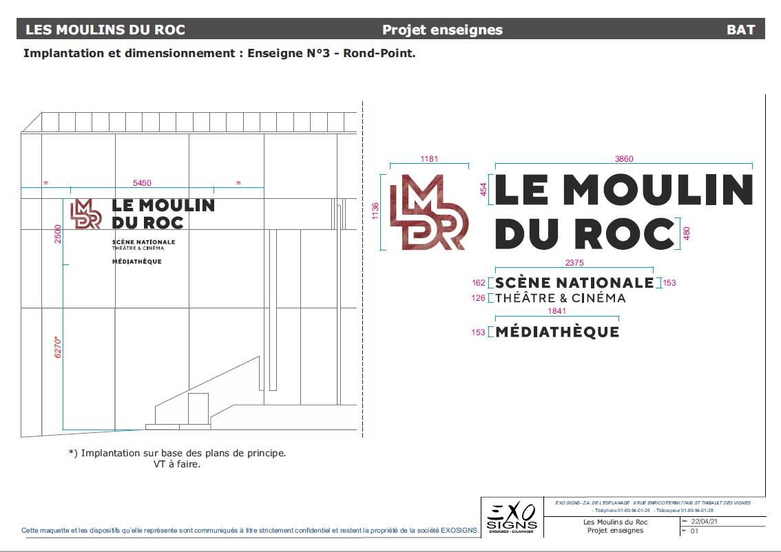 Implantation 3 Le Moulin du Roc