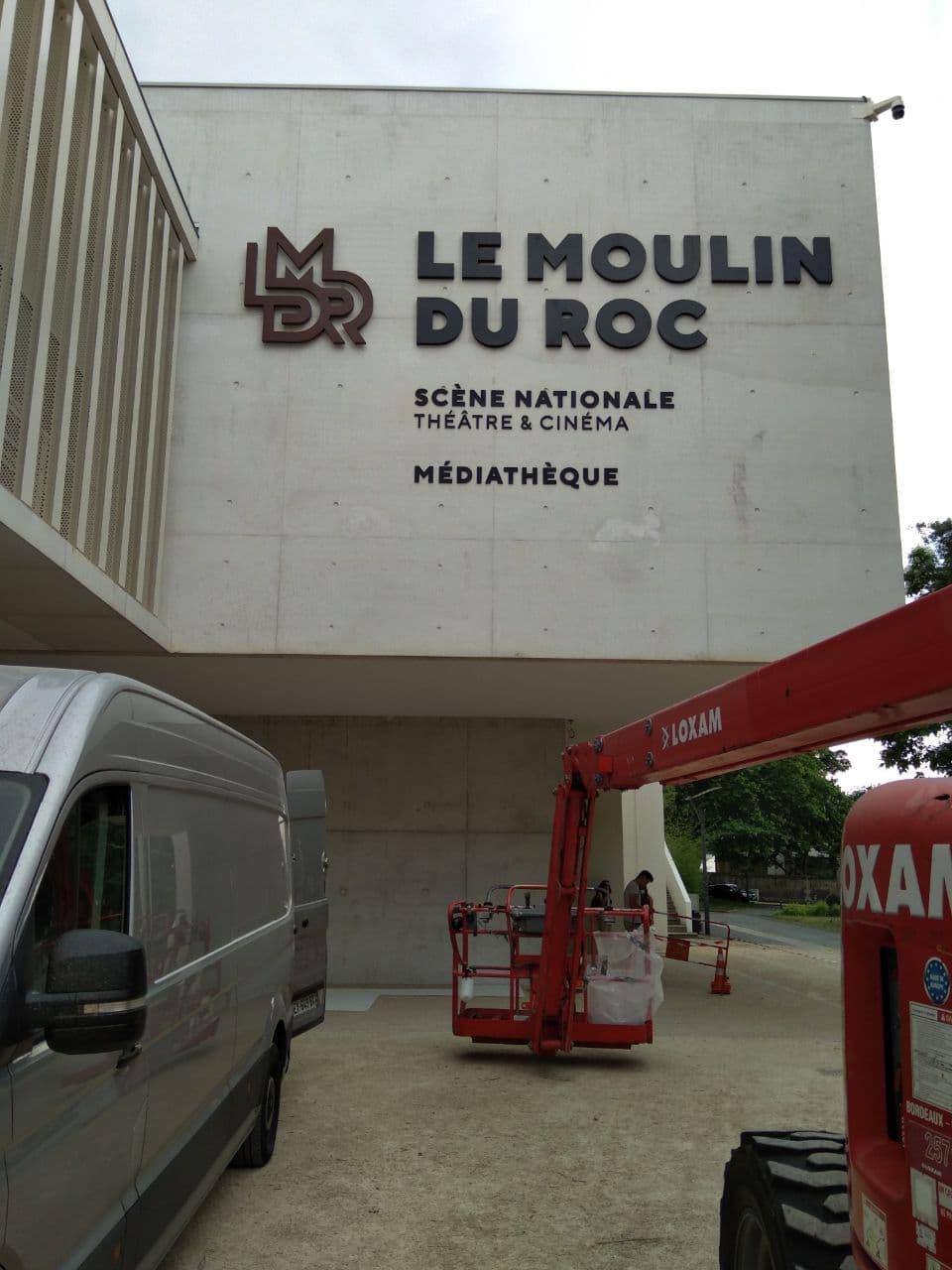 Pose Le Moulin du Roc Loxam